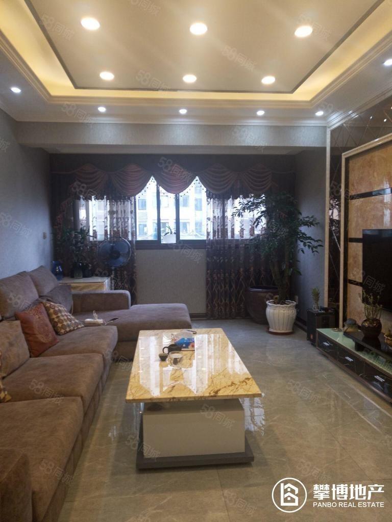 碧海新城豪装88平方3室带家具家电急售66.8万!