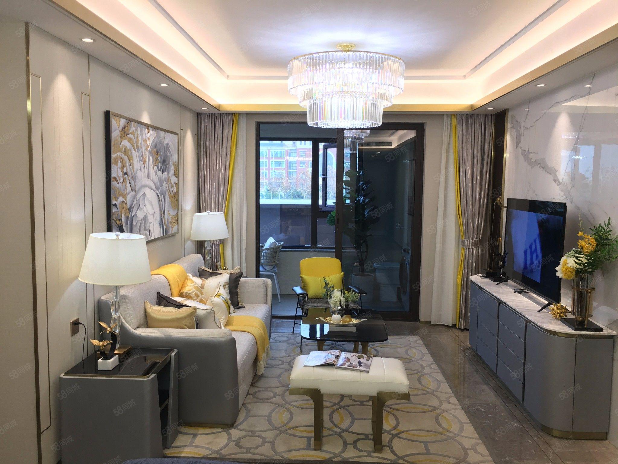 恒大旁新丝路国际博览城三室两厅现房均价3XXX拿下