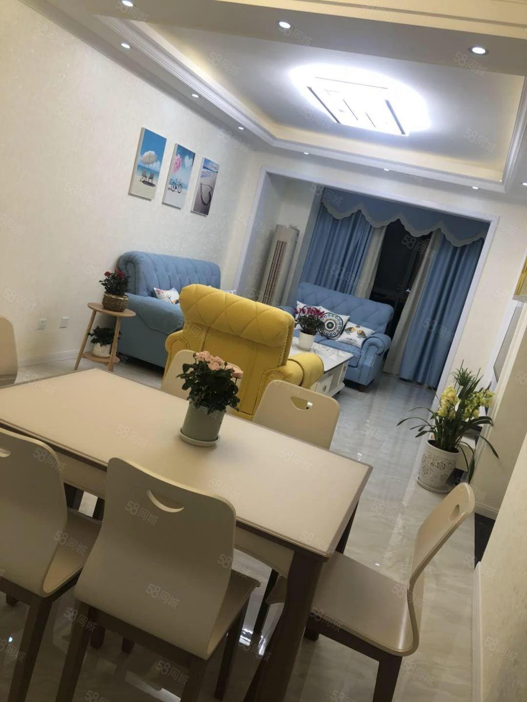 出售卢浮世家两室精装房!!房子漂亮得很!!