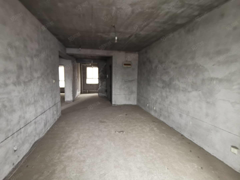 急急,海城華府兩室,中層集中供暖,交通便全新毛坯秦嶺學校。