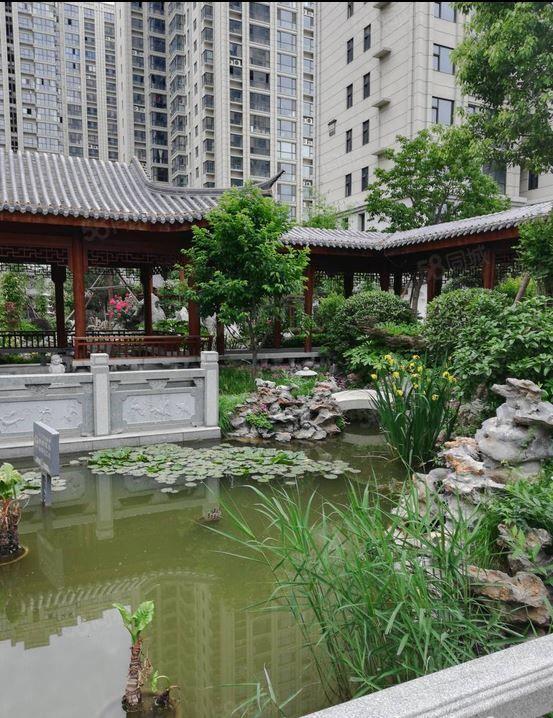 儒林商都文化苑三室两厅包后期仅此一套