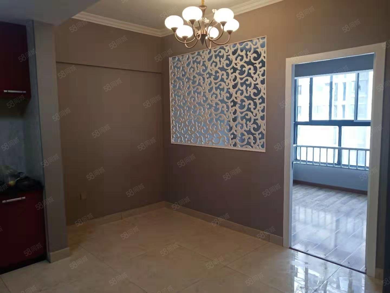 世纪银座2房1厅1卫豪华装修送家电带电梯价格可谈