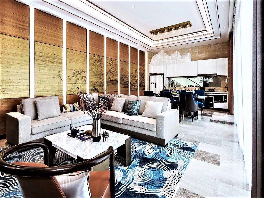 (直接网签) 国广海棠湾,亲海独栋别墅,带私家花园泳池车位