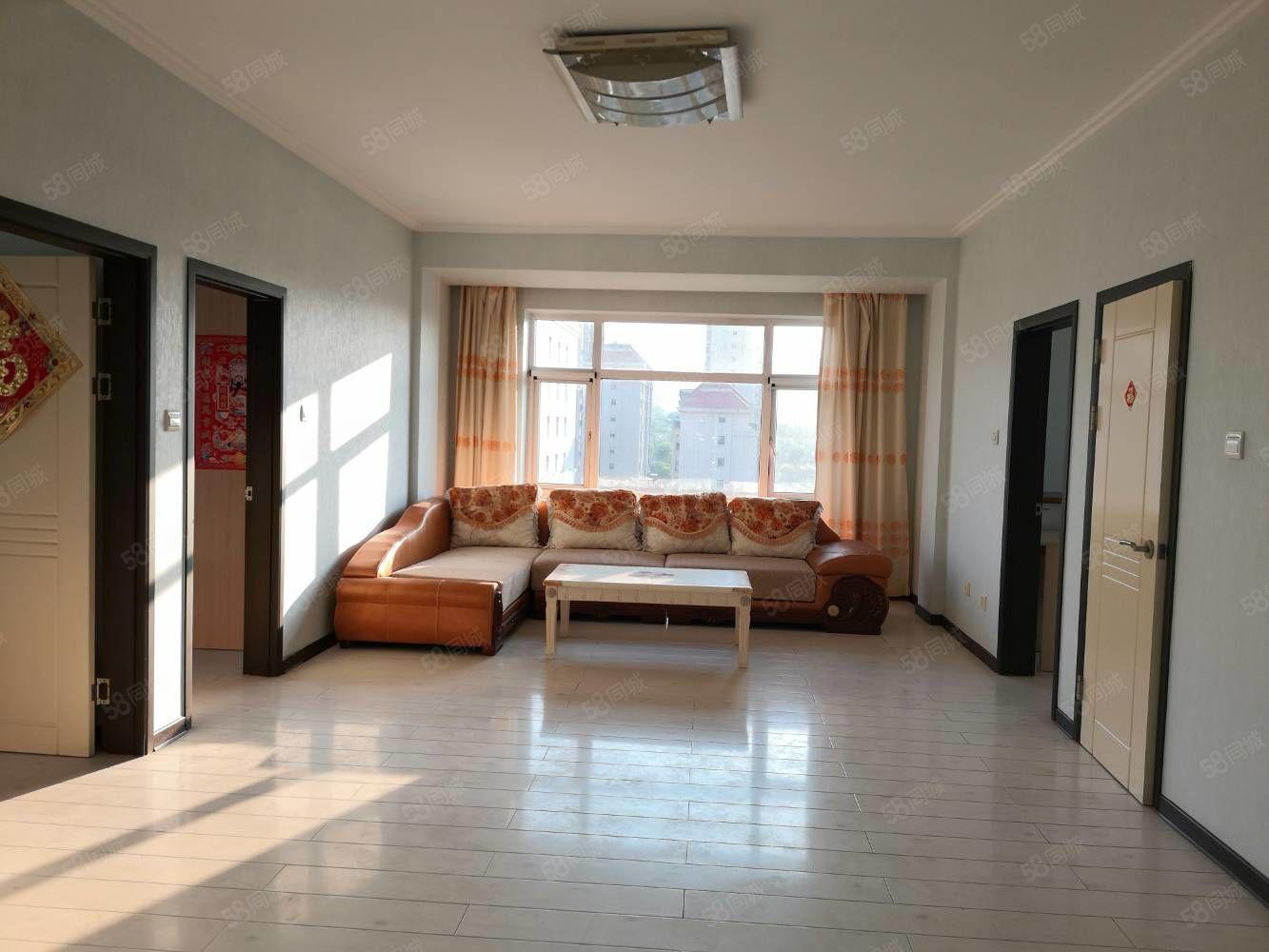 未来新家园三十中二实小一道之隔新装100平大三室
