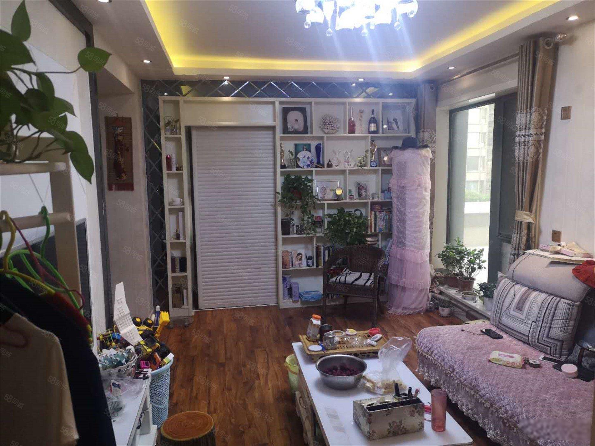 王城公園升龍廣場,品質小區,精裝小兩室,拎包入住