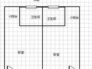 鸿鑫两套并排单身公寓仅售18万可支持按揭