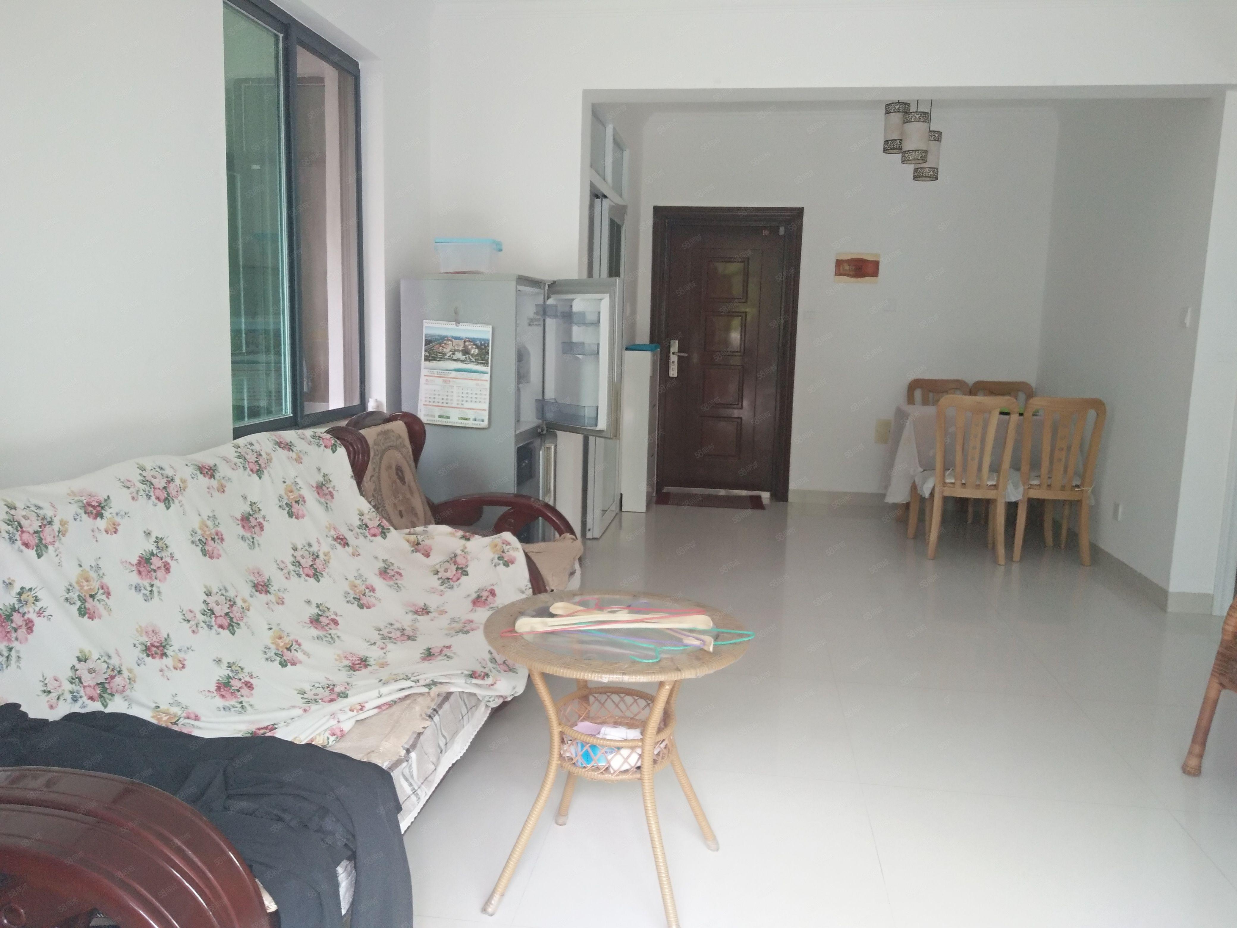大型养生社区华地精装两房全家电出租