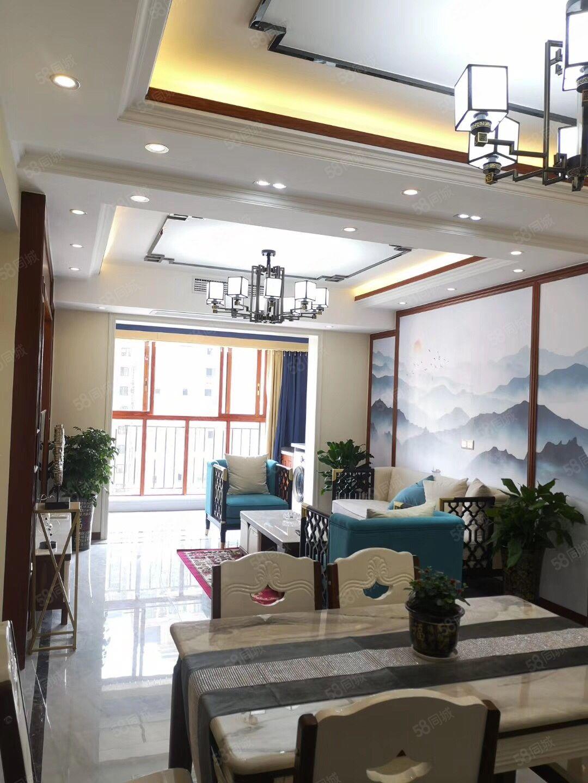 高品质小区承平盛世精装三室支持按揭楼层好环境优美