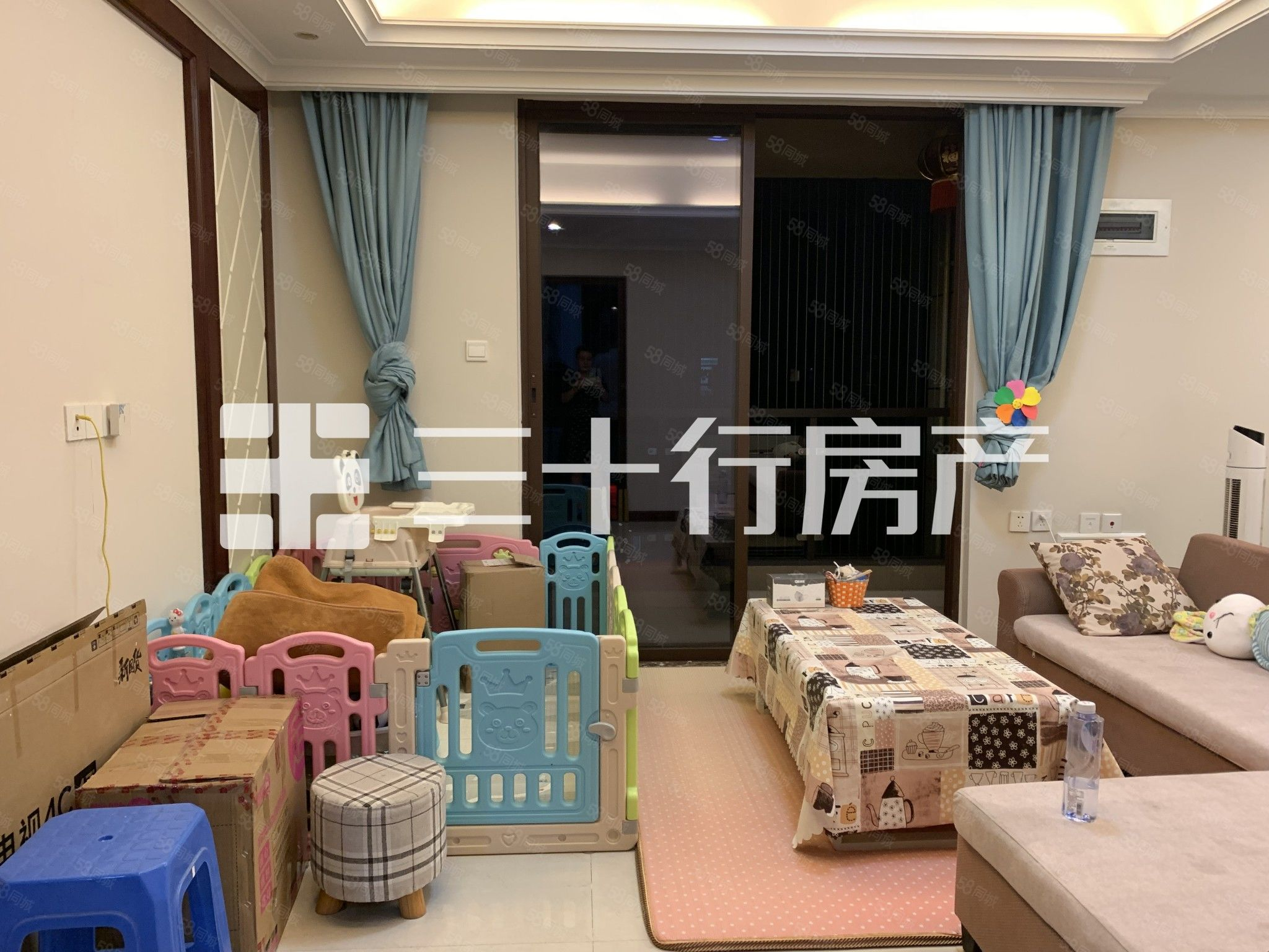 奥体阳光城丽兹公馆精装3房高层端头价仅310万