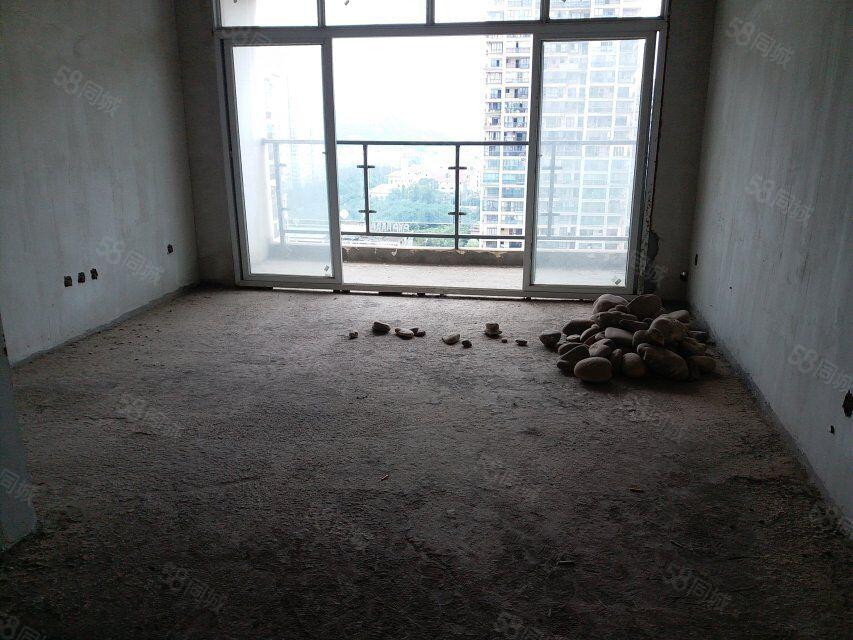 盛世华府三房两厅双卫赠送面积大可看江看房方便