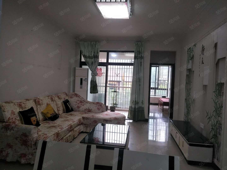金谷溫泉城家裝2房,金劍山下天然氧吧戶型方正。