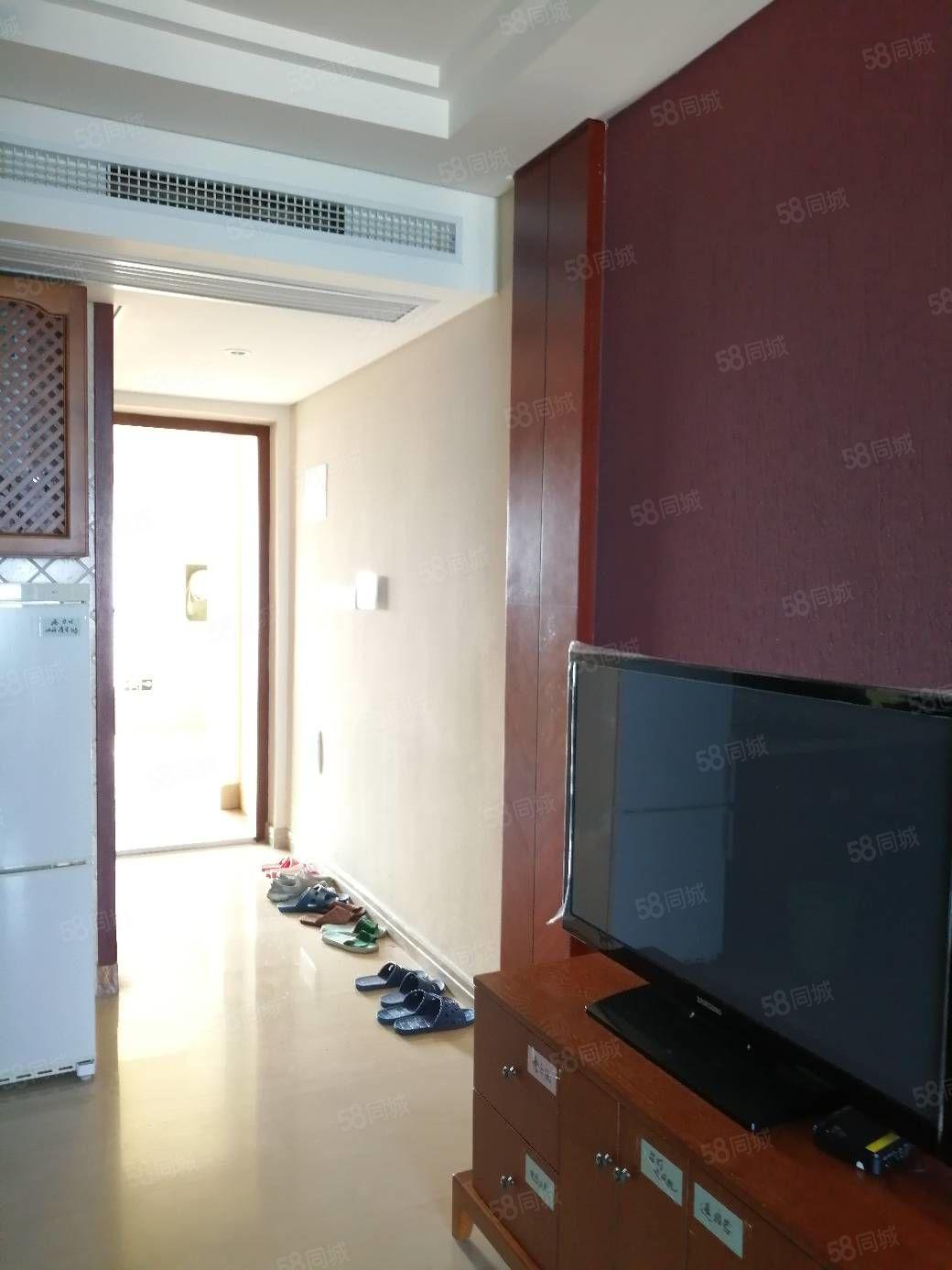首次出租博鳌镇中心海景房,一室一厅,领包入住
