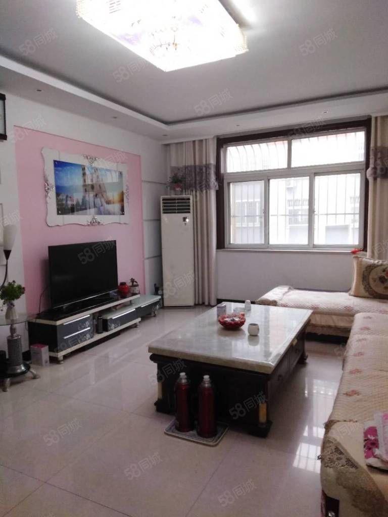 世纪家园130平,带车库,精装婚房,带家具家电首付30万