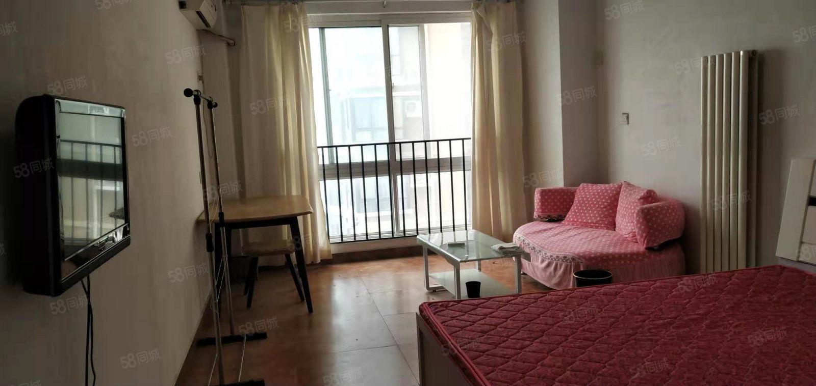建業森林半島精裝小公寓拎包入住有鑰匙隨時可看房