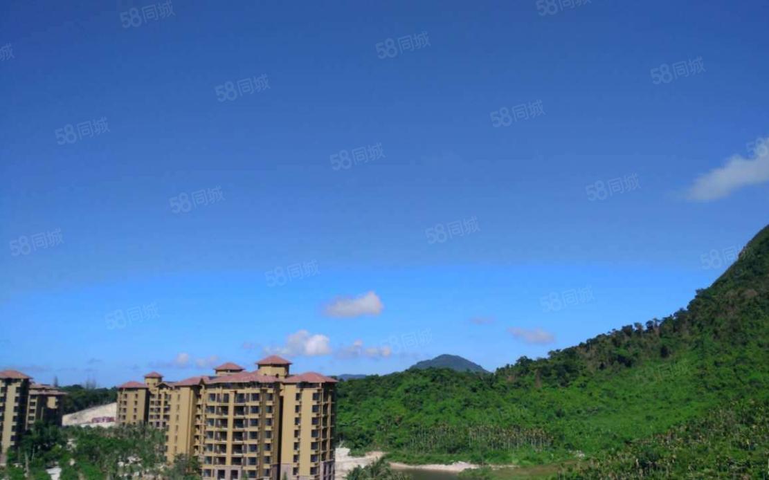 旅游度假区(石梅山庄)豪华精装修,南北通透小户型。拎包入住!