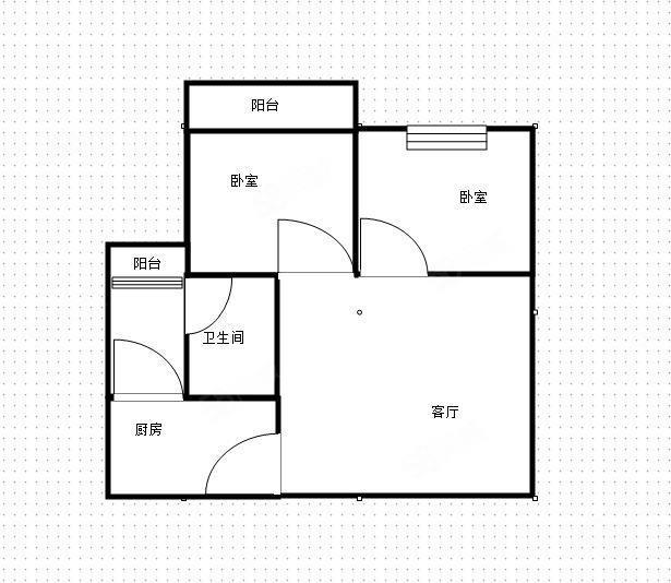 恒祥豪苑精致2房小区人车分流两层地下室居住首.选