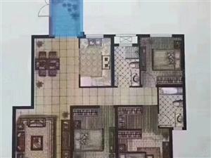 房东急售香格里拉,128.7平方,111w送储藏室可直接更名