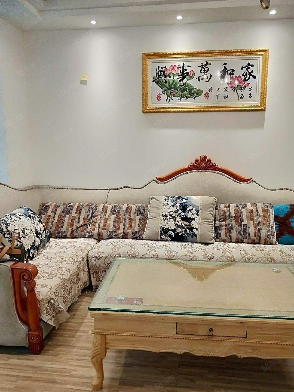 亿嘉房产中介东福花园一楼步梯房,中等装修,三室两厅两卫