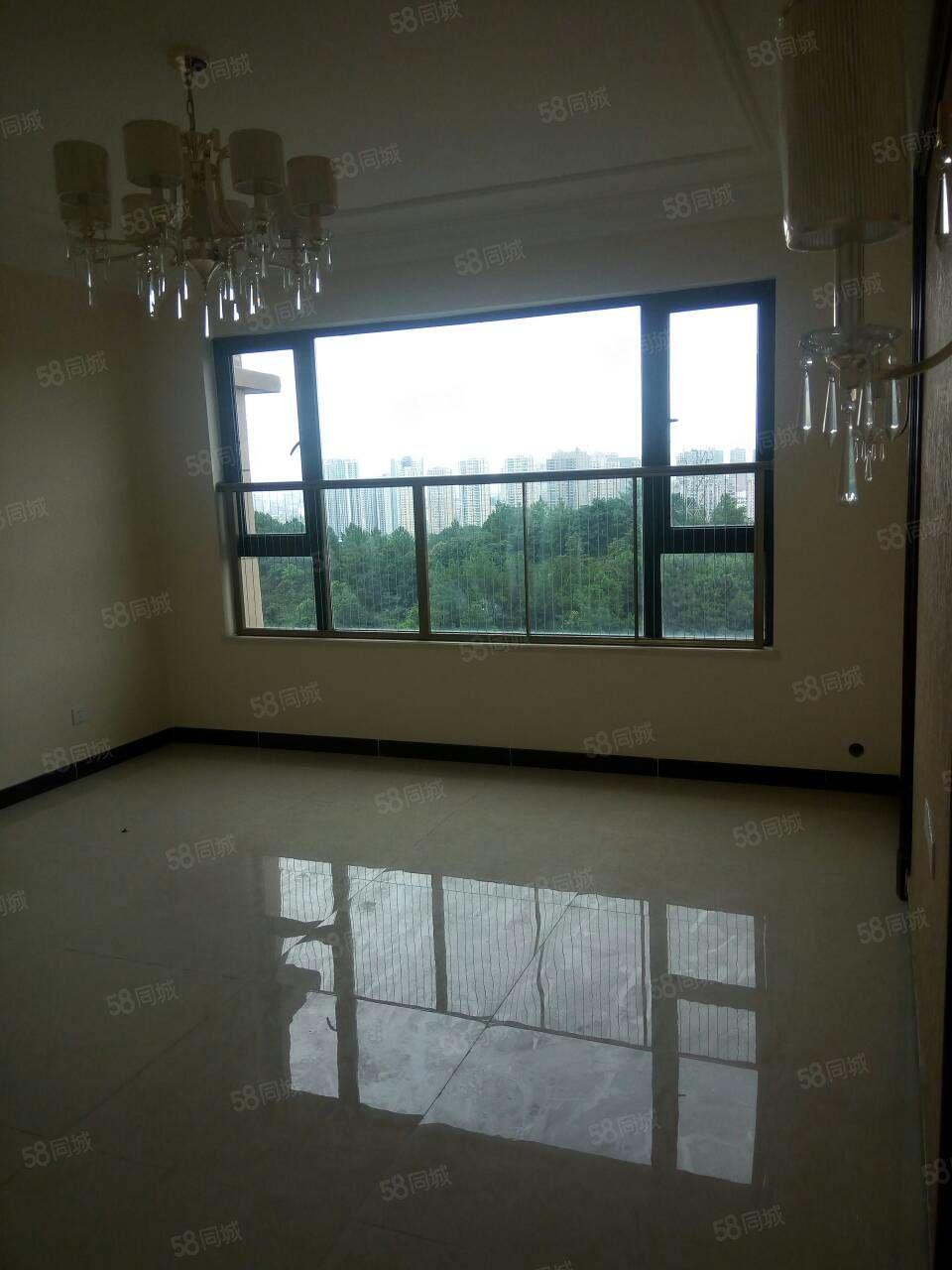 恒大绿洲精装修5房学校好地段好小区绿花面积大环境一流