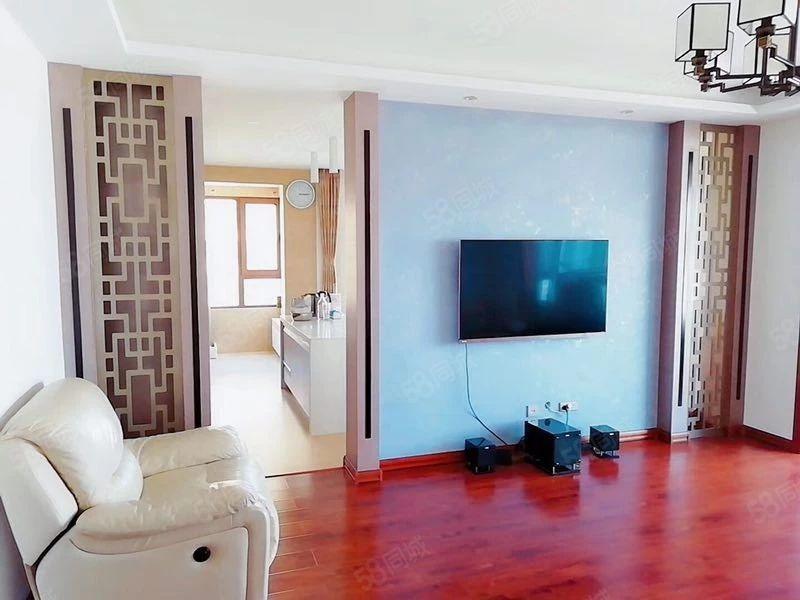 锦湖金色世家两室两厅两卫精装修南北通透客观湖随时看房