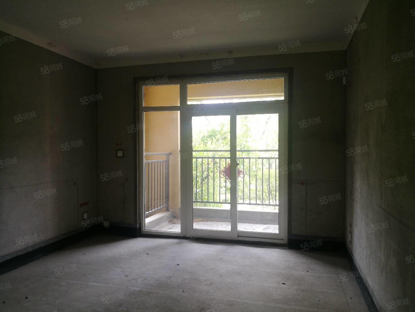 建业三室两厅两卫毛坯