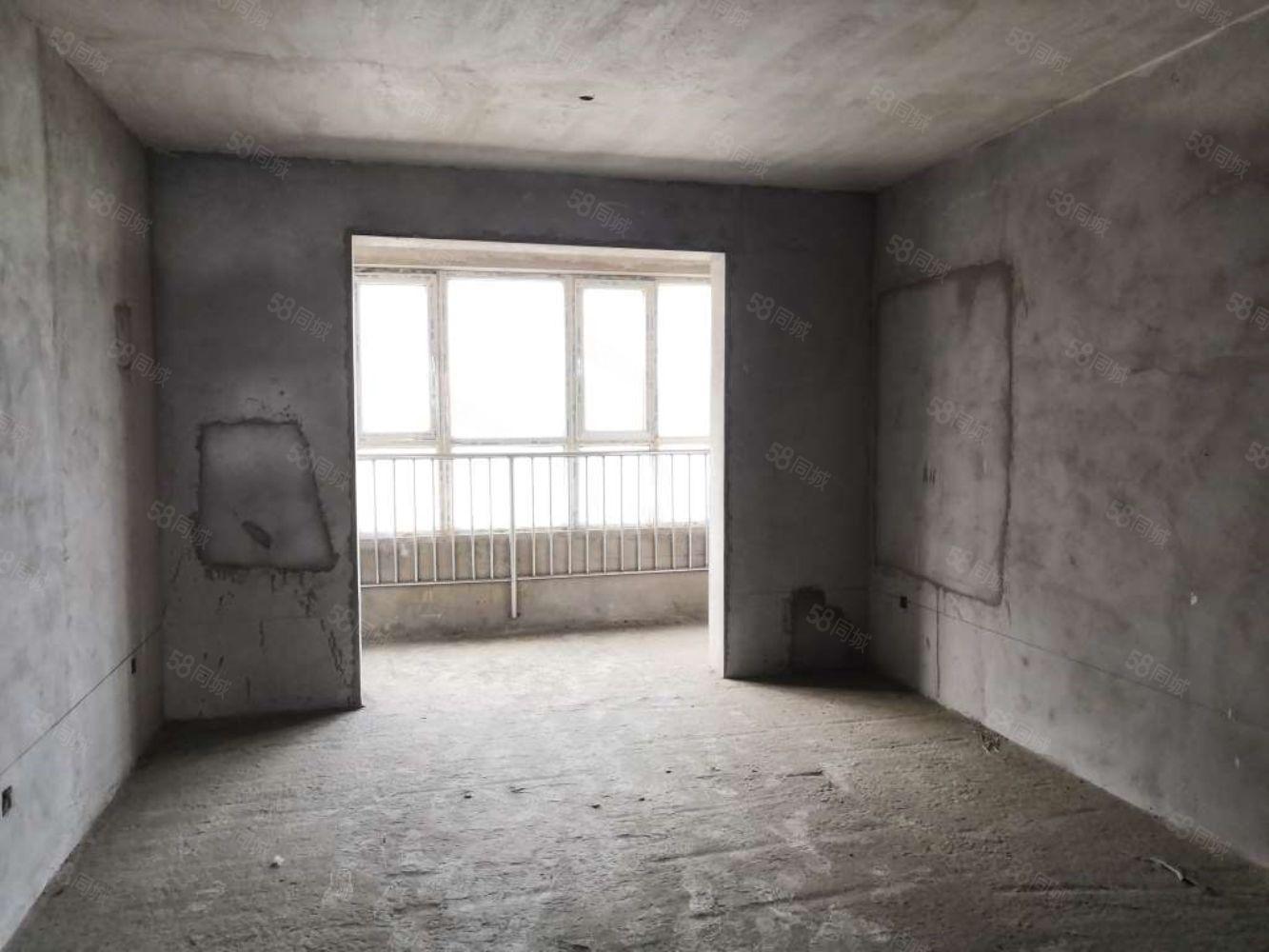 紫金山小學悅鑫花苑毛坯電梯三居室南北通透可貸款有鑰匙隨時看房