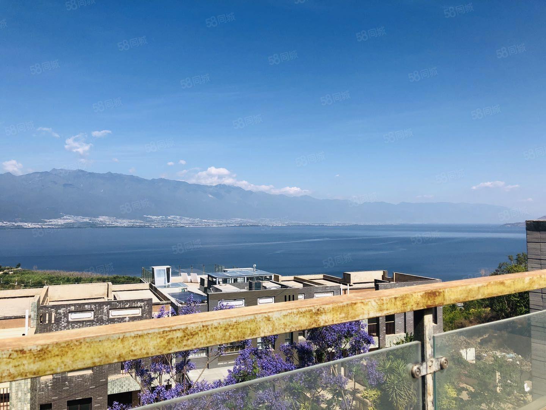 洱海传奇带电梯,320万产权210平米80平米花园