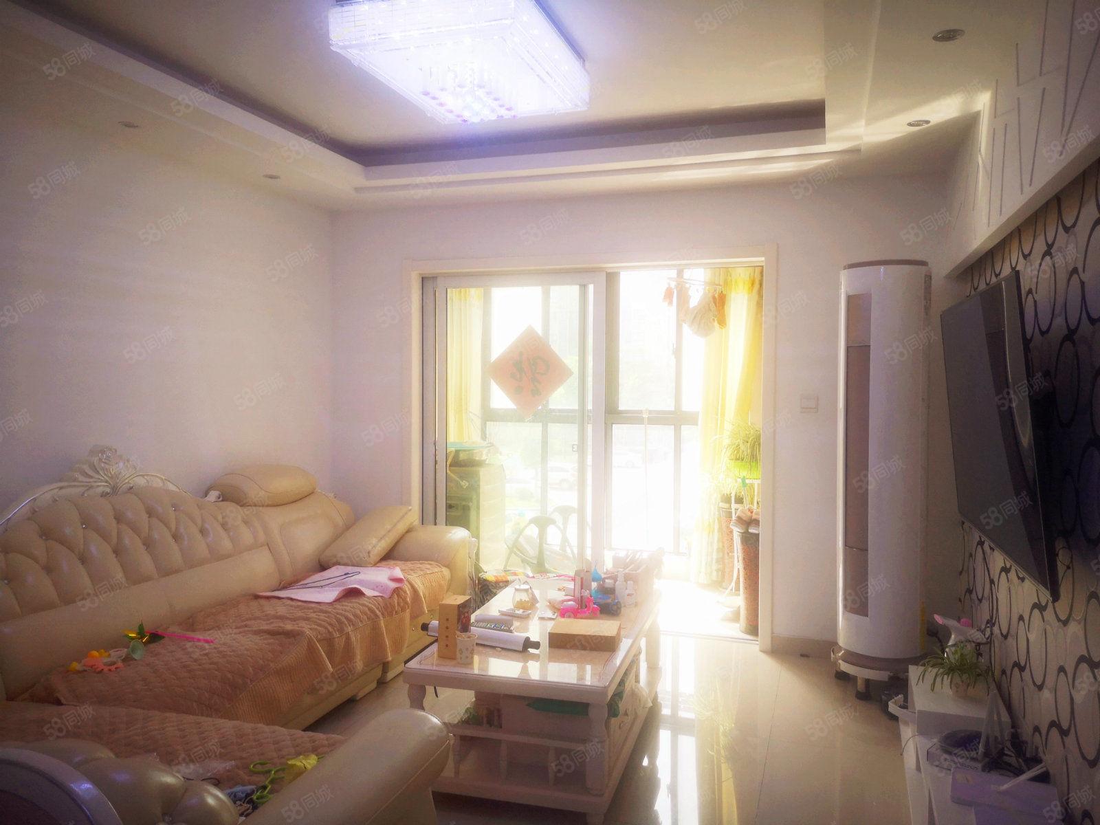 花语馨苑精装修大两房采光无挡户型方正满两年无税性价比高
