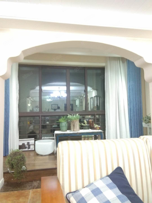 宏基天城50平超大客廳豪裝三室176平售價220萬可按揭!