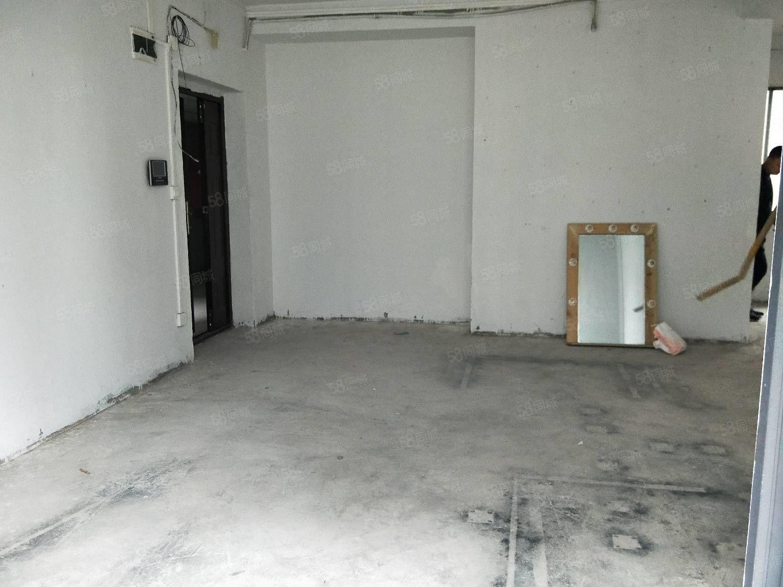昆明路航天罗庄4室2厅毛坯老证户型方正