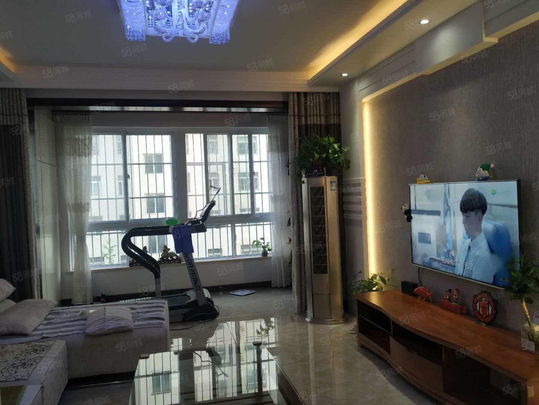 南广场香榭丽舍精装房带暖气全明户型看房方便有证税满