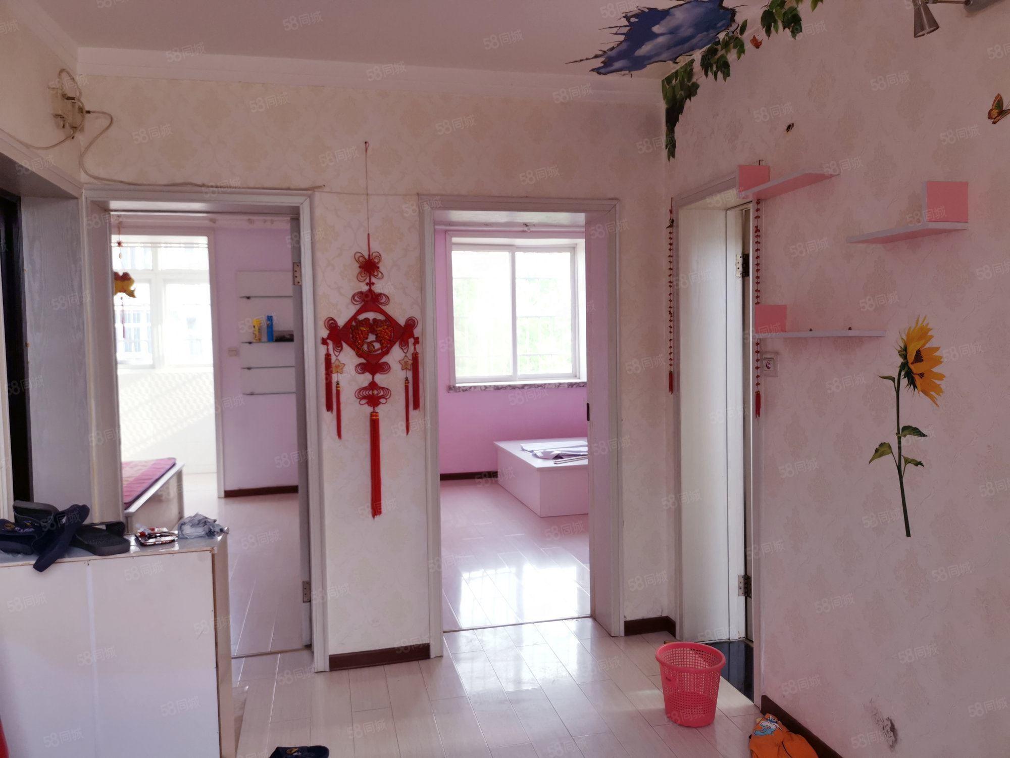 李园2楼精装婚房急售,集体户口可落户,积分60分,随时看房