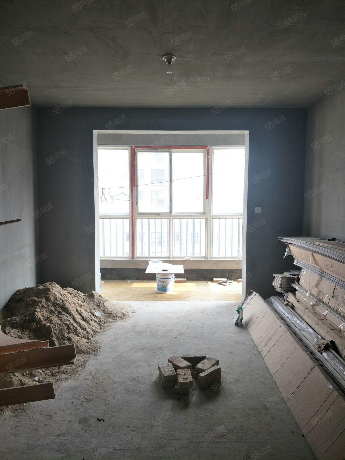 文林路日月星城毛坯两室惊爆价出售居家婚房优选可按揭