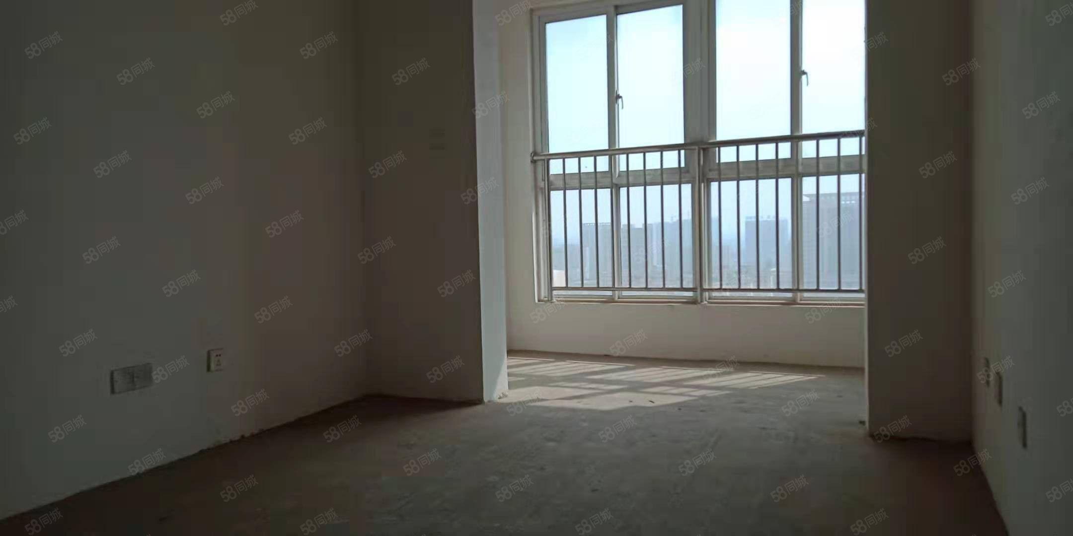 出售和谐佳苑22楼120平3室2厅2卫,毛坯,价可议,可分期