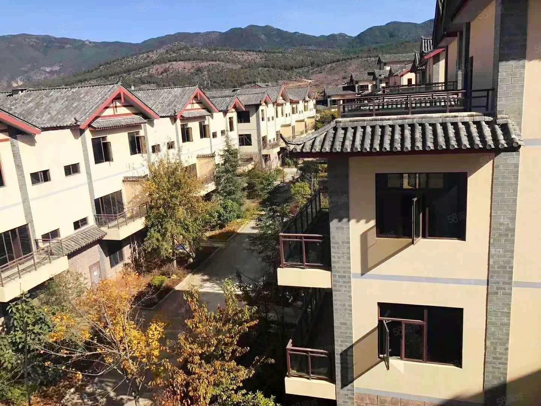 雪景度假公寓精装修拎包入住月收益3200