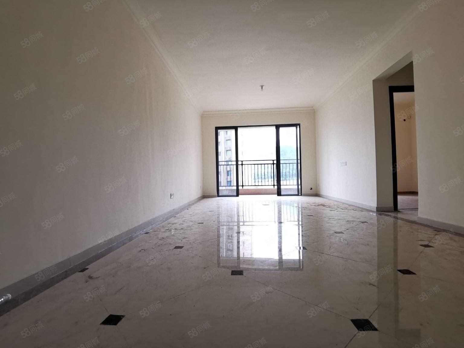 三明碧桂園132萬3室2廳2衛精裝修格局極好,看房隨時
