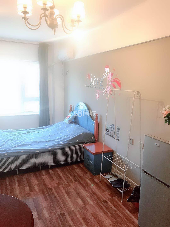 新青年铂金时代精装公寓1室1厅1卫