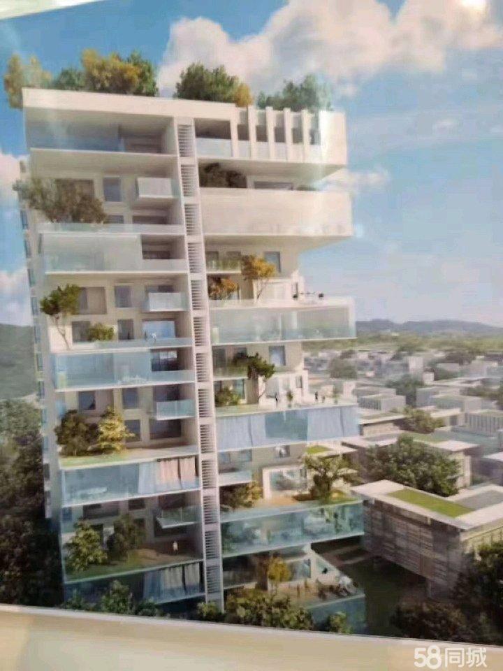 息烽首家新加坡设计楼盘,首付九万起