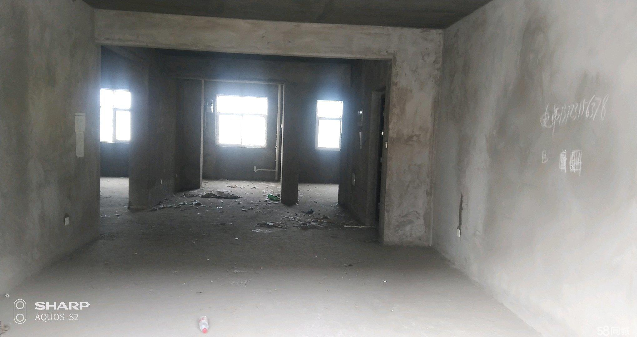 沁园春天B区,9号楼,三室两厅两卫,