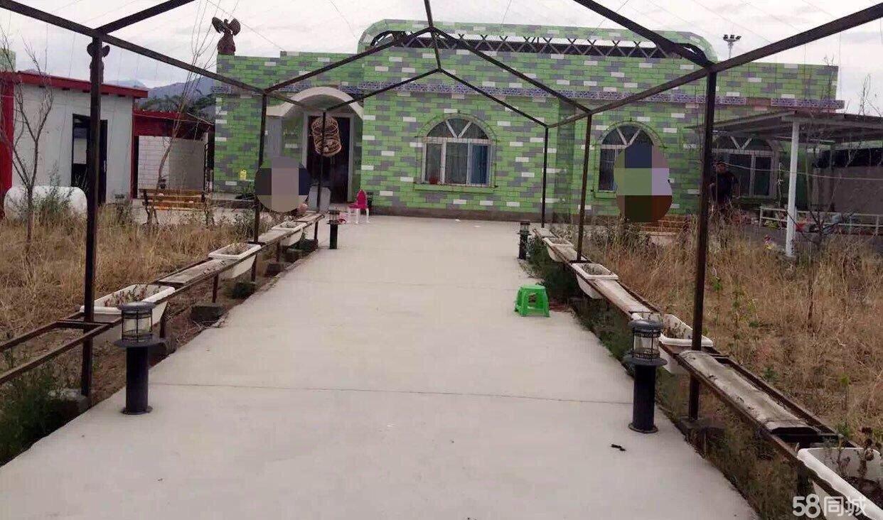 达坂城小别墅,吃喝玩乐,休息,养老的好地方