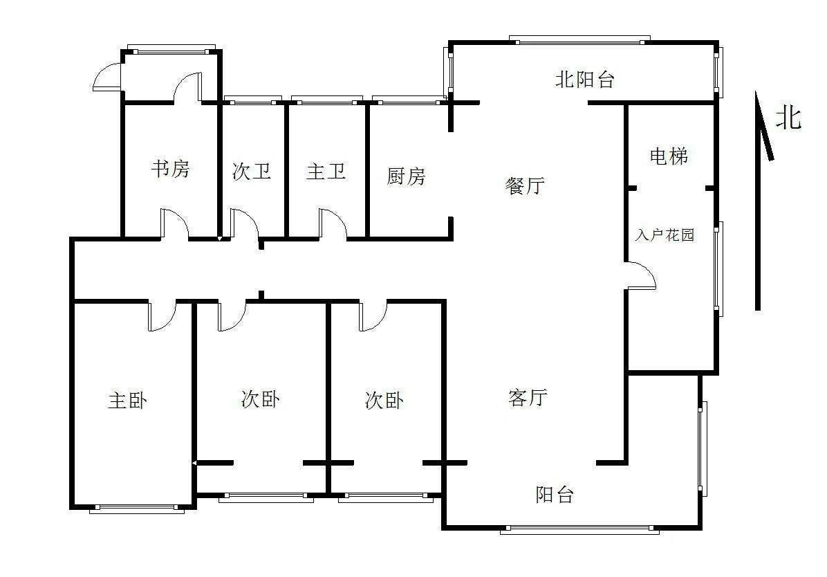 高新�^���I公寓4室2�d2�l一梯一��