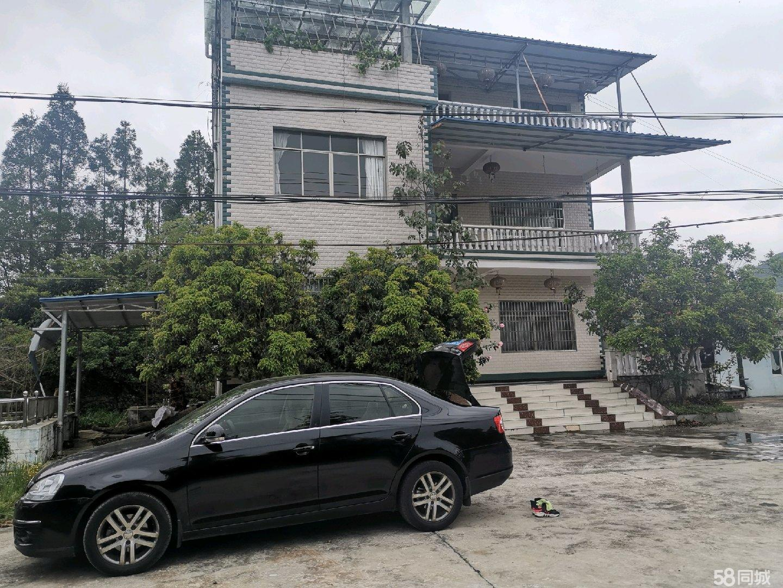 出售6000平方庭院及600平方三层楼房