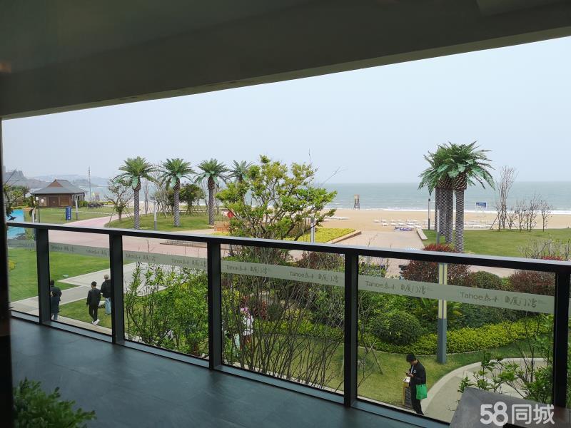 一线海景奢华豪宅,生活配套设施完善,是您度假,投资,养生之首选