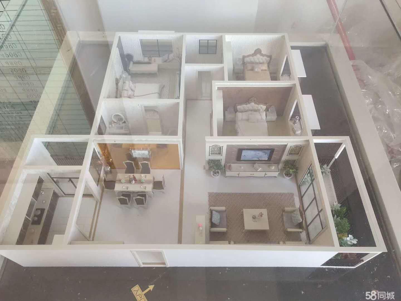 3室1厅2卫135.2平米