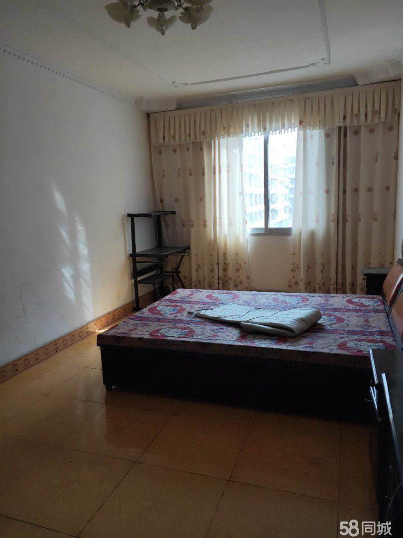 出租龙里综合市场4楼2室2厅家具家电齐全,租金1000元