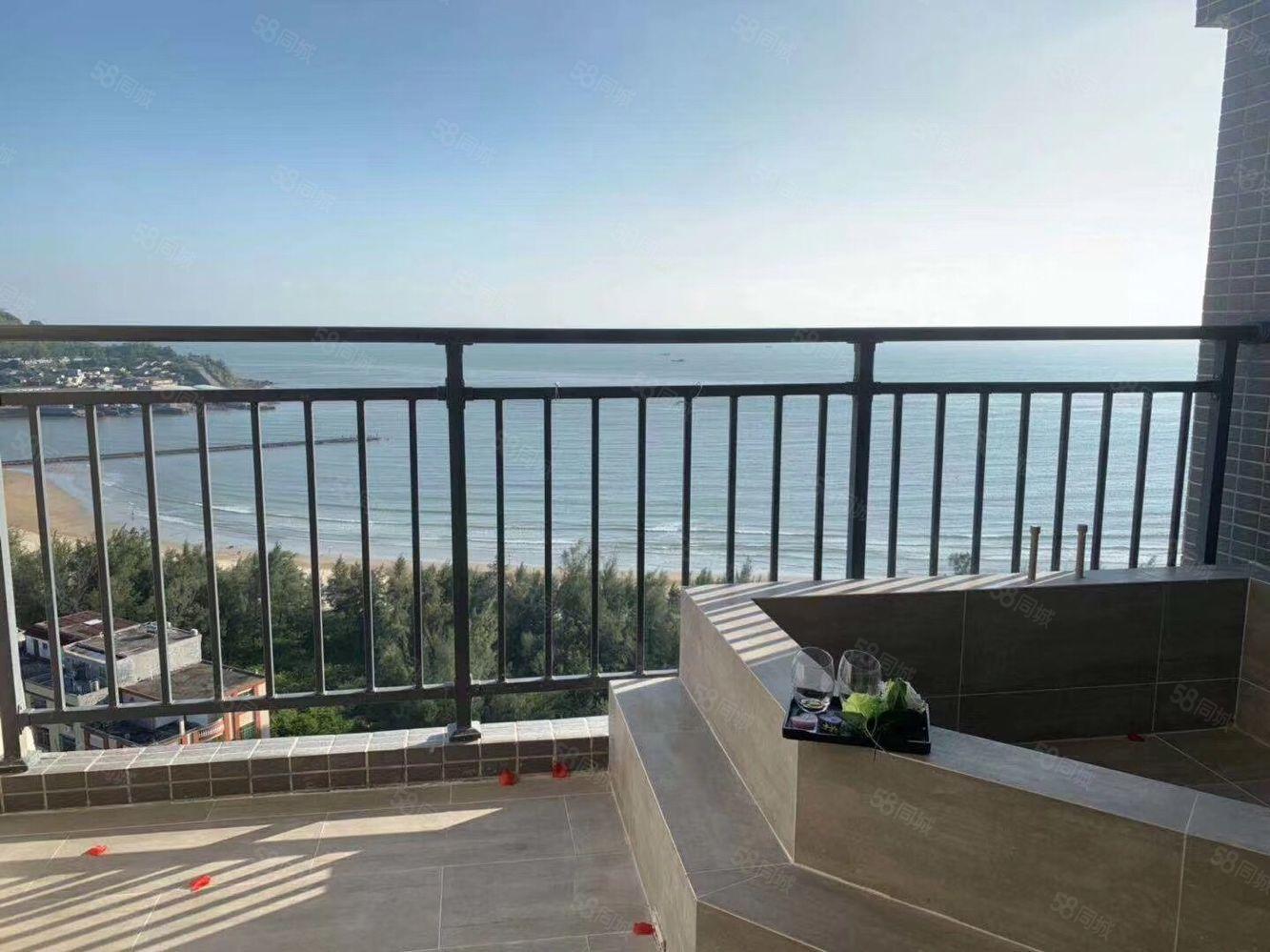 新盘售楼直售一线海景房首付10万,以租养供专业酒店托管
