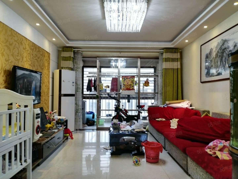 远航国际西区20楼东户三室精装修送家具家电可贷款