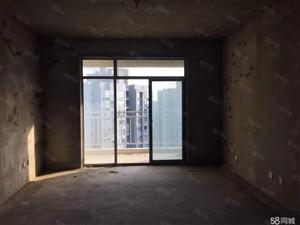 帝景华庭,三室两厅两卫,毛坯房,南北通透,性价比高