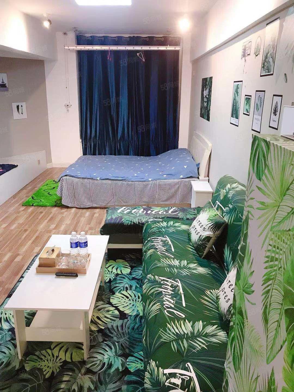 真S房出租精装公寓大面积好楼侧价位亲民看了不走