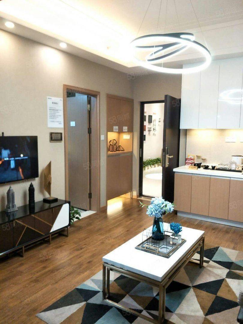 天府新区CBD中心公寓新盘单价1.1万楼下地铁6号线